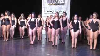 getlinkyoutube.com-MISS PLUS SIZE ABCD 2015 - TRAJE BANHO