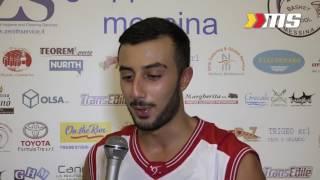 Francesco Calarese commenta la prima vittoria del Gruppo Zenith Messina