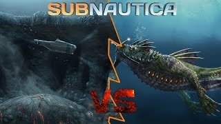 getlinkyoutube.com-The Sea Dragon - A Subnautica cinematic | Subnautica fight