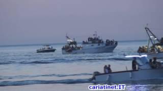 San Rocco 2016 - Processione a mare e fuochi pirotecnici