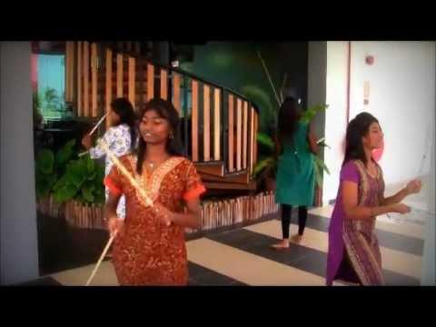 CGC: Tamil Christian Dance ~ Naan Yesuveh Kadhalikiren
