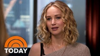 Jennifer Lawrence: My New Horror Film 'Mother!' Is 'An Assault' | TODAY