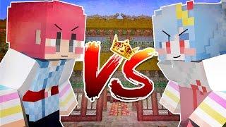 getlinkyoutube.com-찬이VS엔단 왕은 누구의 것인가?! [상황극 : 왕위 쟁탈전] Minecraft 마인크래프트 찬이