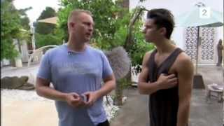 getlinkyoutube.com-Eric Saade and Tone Damli-Ibiza, Imagine offical video forgatása