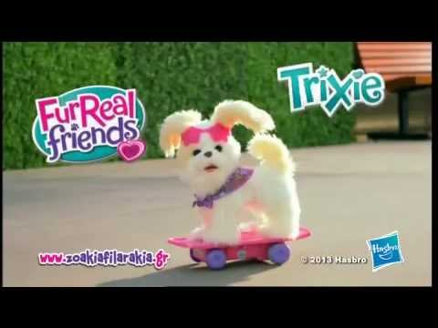 Trixie - Κουτάβι - Furreal Friends - GR