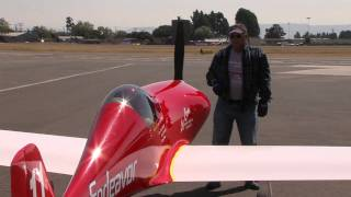 getlinkyoutube.com-Steve Senegal Endeavor 11 N616DH Arnold AR-6 Reno Air Racer