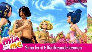 getlinkyoutube.com-Simo lernt neue Elfen kennen - Mia and me