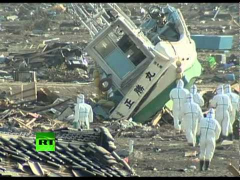 Japan Dead Zone: Video of search for bodies in Fukushima radiation shadow