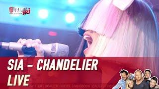getlinkyoutube.com-Sia - Chandelier - Live - C'Cauet sur NRJ