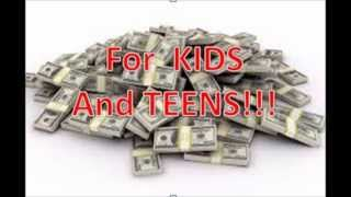 getlinkyoutube.com-How Kids And Teens Can Make Money Easy 3 Ways