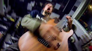 getlinkyoutube.com-While My Guitar Gently Weeps (metal cover by Leo Moracchioli)