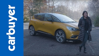 getlinkyoutube.com-Renault Scenic MPV 2017 review - Carbuyer