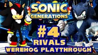 getlinkyoutube.com-Werehog Generations - (1080p) Rivals Fights