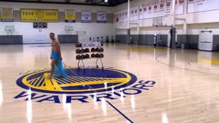 getlinkyoutube.com-Stephen Curry bombing half-court shots