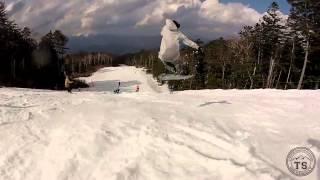 getlinkyoutube.com-Buttering snowboard. Flat snowboard