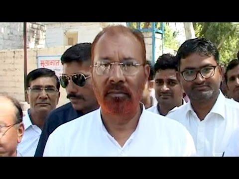 जोधपुर जेल में पूज्य बापूजी  से मिलने पहुंचे डीजी वंजारा | Sant Shri Asaram Bapu ji Case