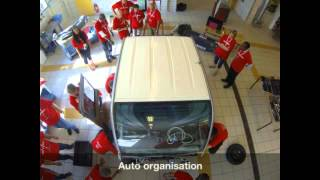 DEFI GARAC FRANCE CRAFT Auto electrique
