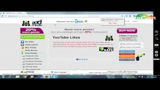 getlinkyoutube.com-Addmefast YouTube like imacros script get thousands of points