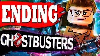 getlinkyoutube.com-LEGO Dimensions: GHOSTBUSTERS STORY PACK - ENDING FINAL BOSS BATTLE LEVEL: FINAL SHOWDOWN