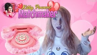 getlinkyoutube.com-Love Doctor LDShadowLady | Kitty Powers Matchmaker | Ep. 1
