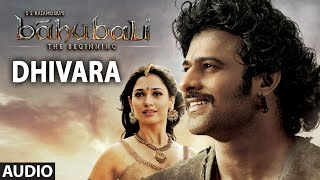 getlinkyoutube.com-Dhivara Full Song (Audio) || Baahubali (Telugu) || Prabhas, Rana Daggubati, Anushka, Tamannaah