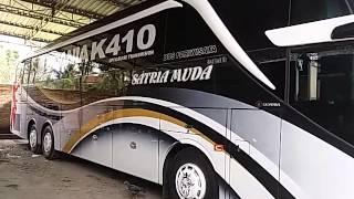 getlinkyoutube.com-Satria Muda K410 SCANIA On Garasi Lumbir
