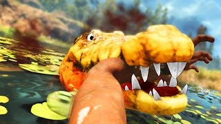 getlinkyoutube.com-FAR CRY PRIMAL FAILS: BEST MOMENTS! (FCP Funny Moments Gameplay)