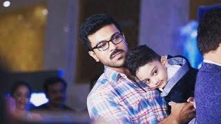 getlinkyoutube.com-Ram Charan Very Cute Family Video