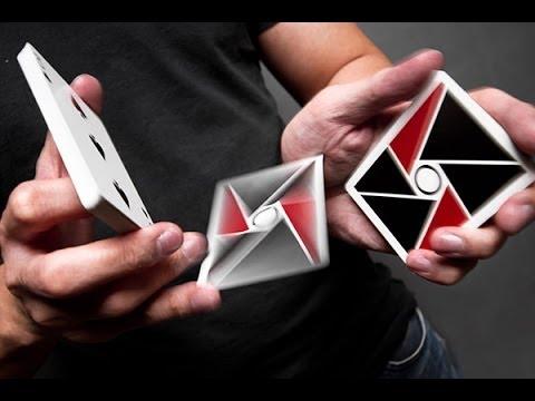 خدع الورق - حركات مهمة يجب تعلمها 2