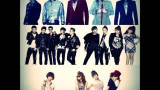 getlinkyoutube.com-[DJ-Rax Mixes] 2NE1 & Bigbang - STAY BLUE (Mashup)