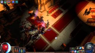 getlinkyoutube.com-Path of Exile - Review + Gameplay