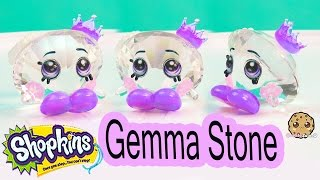 getlinkyoutube.com-Gemma Stone One Of A Kind Diamond Shopkins Auction News + Shopkins Play Video Cookieswirlc
