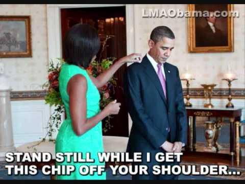 Political Satire - Obama Pictures With Captions