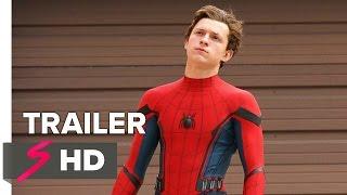 getlinkyoutube.com-Marvel's Spider-Man: Homecoming - (2017) Theatrical CONCEPT Trailer TOM HOLLAND, ZENDAYA (Fan Made)