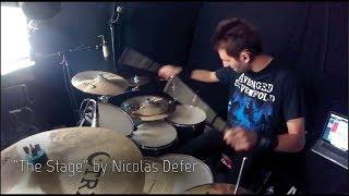 getlinkyoutube.com-Avenged Sevenfold - The Stage - Drum Cover by Nicolas Defer
