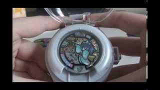 getlinkyoutube.com-Yokai Watch: New Yokai Medal Review 17/August/15