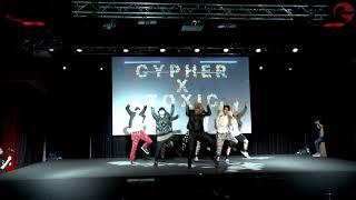CypherXToxic - BTS Mic Drop (Steve Aoki Remix) Cover на Aniplay 2018