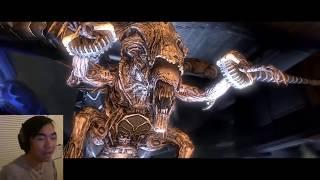 getlinkyoutube.com-Aliens VS Predator - [Alien 1 พากย์ไทย] - เอาเอเงี่ยนออกไป๊