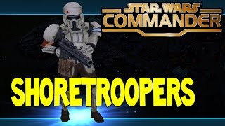getlinkyoutube.com-UNSTOPPABLE SHORETROOPERS  | Star Wars Commander Empire Episode # 152