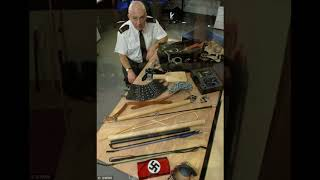 Inside the terrifying 'Nazi sex dungeon' decked out with shackles, hooks, whips and paddles where d