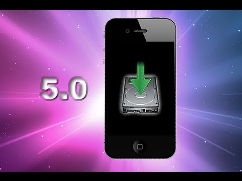 NEW Jailbreak iOS 5 / 5.0 iPhone 4/3GS iPod Touch 4G/3G and iPad