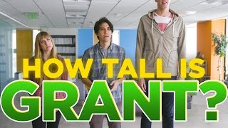 How Tall Is Grant?