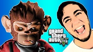 getlinkyoutube.com-GTA 5 - Bodyguard Modu