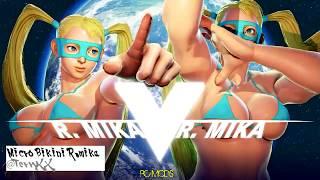 getlinkyoutube.com-Street Fighter V PC mods - micro Bikini R.Mika