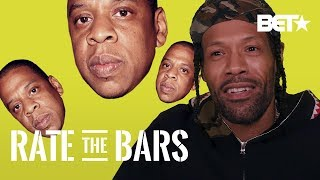 Redman Unknowingly Critiques One Of Jay Z's Hottest Verses Of All Time | Rate The Bars width=