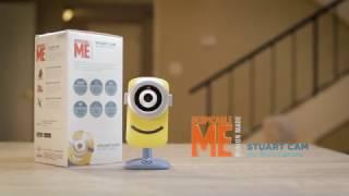 SuperPetCam Minion Stuart Cam HD Wifi Camera