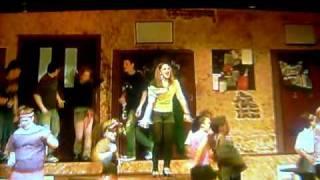 getlinkyoutube.com-There She Goes - Samantha Santana as Carmen Diaz - Fame