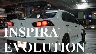 getlinkyoutube.com-Proton Inspira Modified Mitsubishi Evo Bodykit