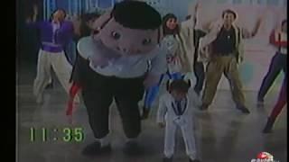 #EBThrowback | Bikoy Baboy dances with Aiza (1988)