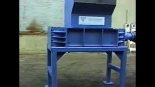 getlinkyoutube.com-LOW COST AND LOW HORSEPOWER SHREDDER FOR SMALL BUDGETS
